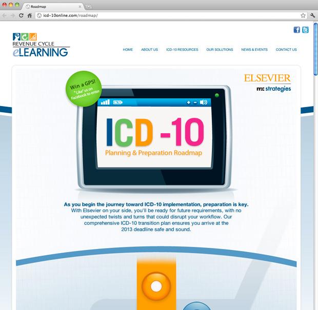 Healthcare Marketing Website