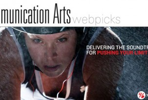 Yurbuds Website is CommArts Webpick of the Day